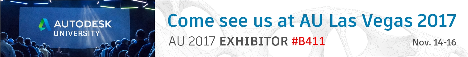 See VisiSpecs Live at AU 2017 in Booth #B411